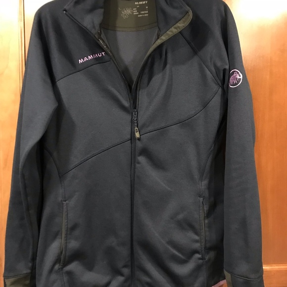 new york a8c94 82161 Mammut fleece Jacket